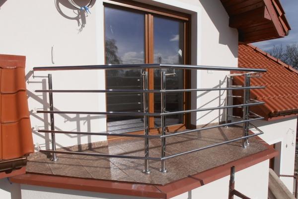 Balustrada polerowana Raciborz